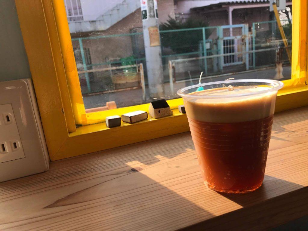LIMENAS COFFEEのエスプレッソソーダ