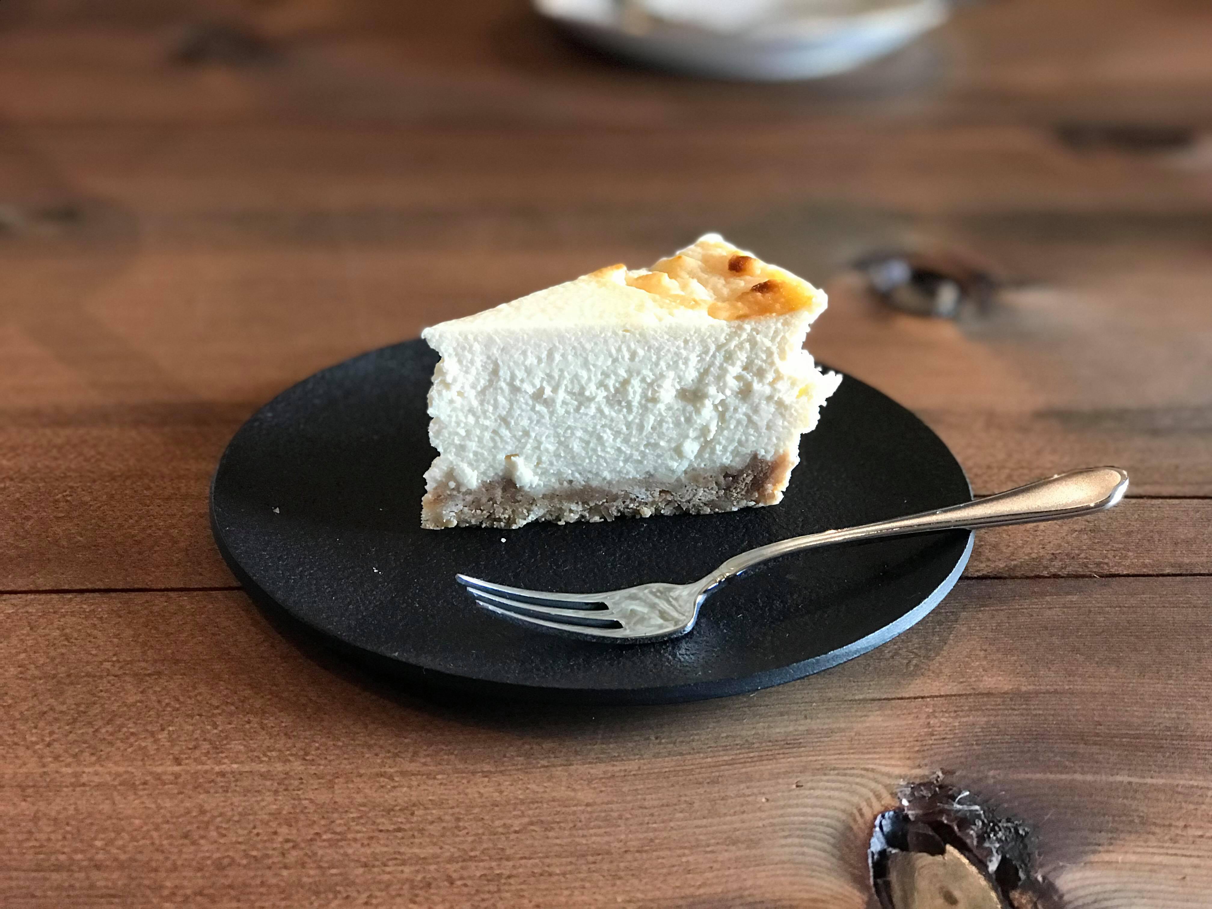 慶珈琲 チーズケーキ