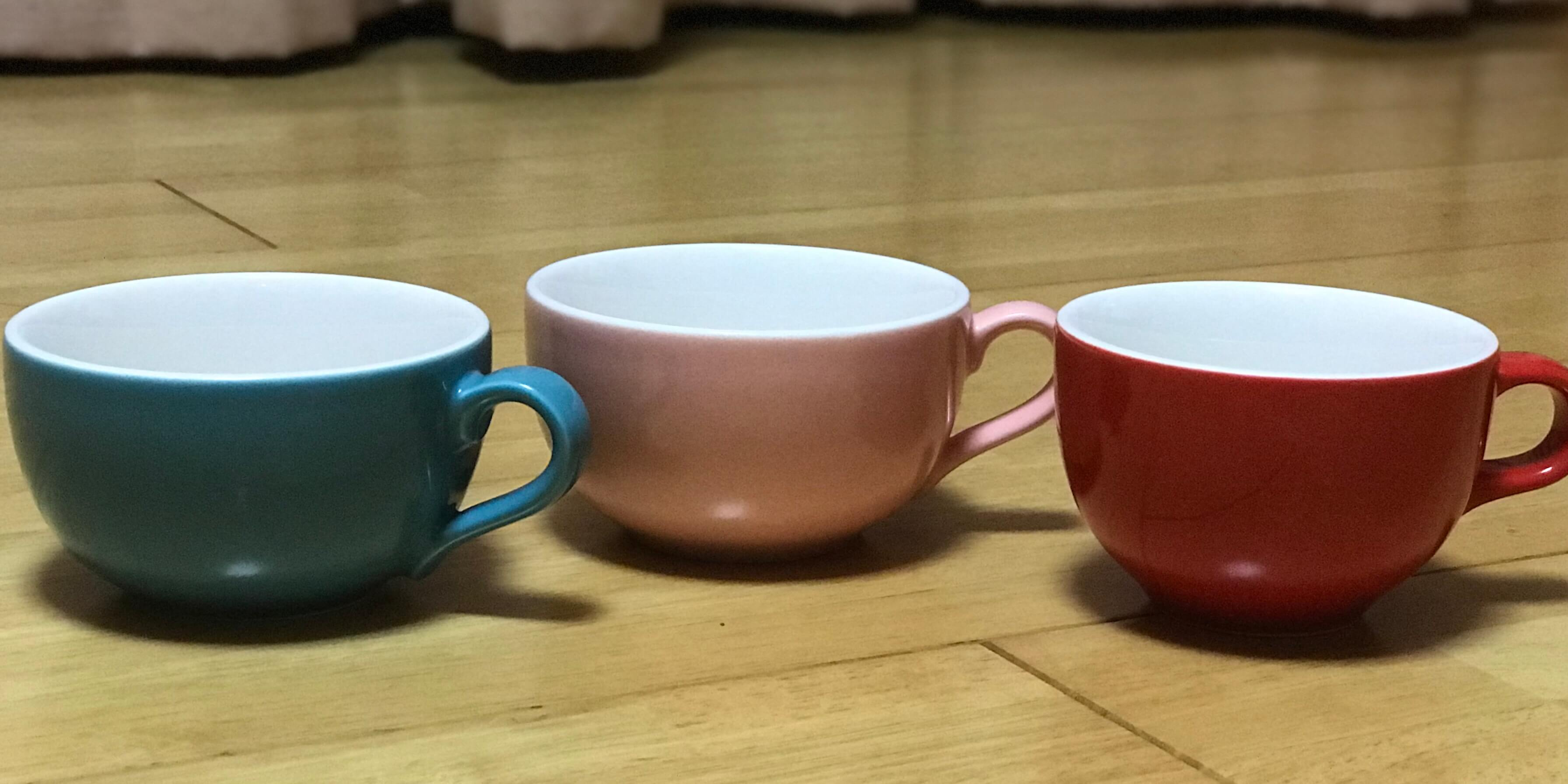 ORIGAMIカップ各種