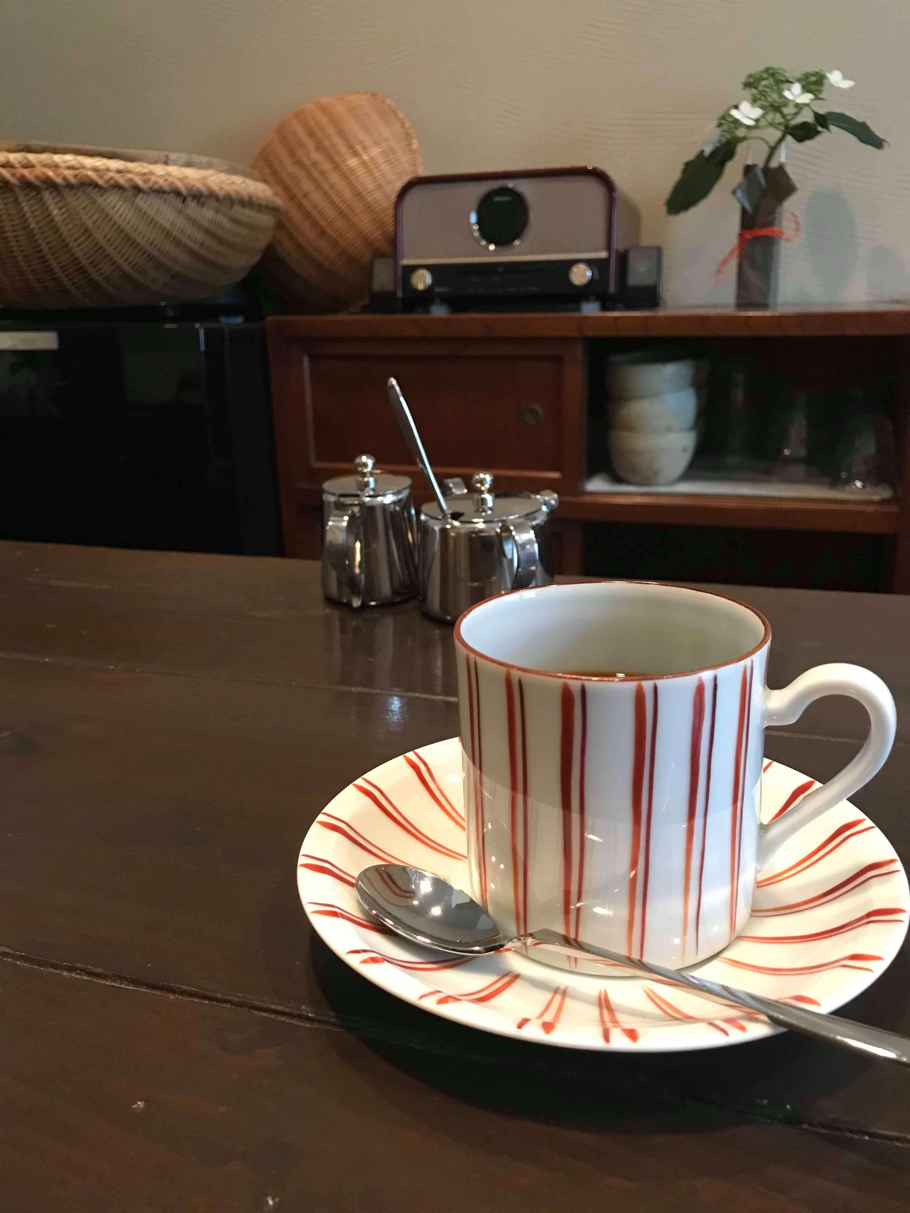 珈琲店 長月のコーヒー